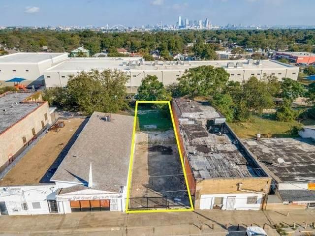 813 Vermont Avenue, Dallas, TX 75216 (MLS #14695633) :: Robbins Real Estate Group
