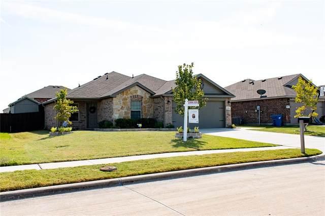 2806 Aberdeen Drive, Seagoville, TX 75159 (MLS #14695699) :: The Tierny Jordan Network