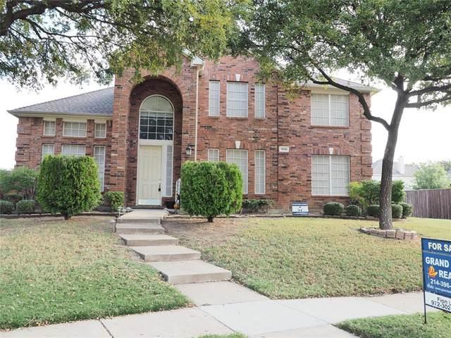 1936 Deercreek Drive, Allen, TX 75013 (MLS #14696340) :: HergGroup Dallas-Fort Worth