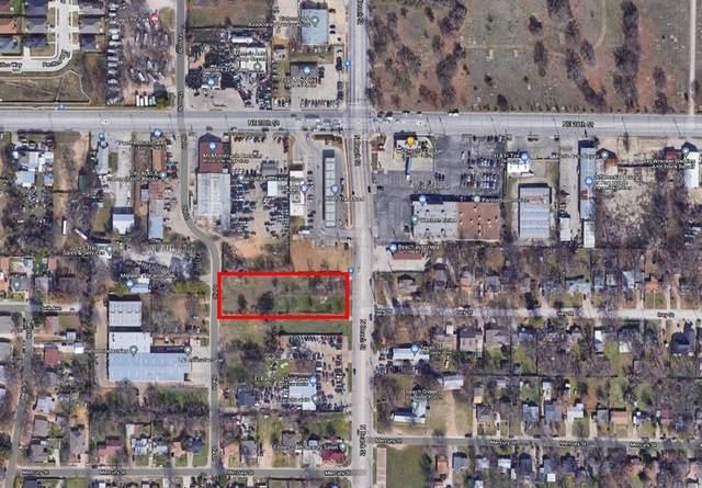 2309 N Beach St Street, Haltom City, TX 76111 (MLS #14696669) :: Real Estate By Design