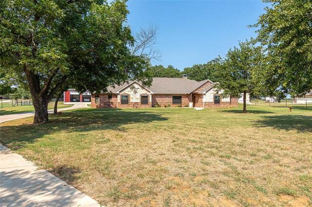 448 County Road 3690, Boyd, TX 76023 (MLS #14697361) :: The Hornburg Real Estate Group