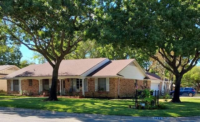 1418 Blanton Place, Sherman, TX 75092 (MLS #14697959) :: The Mitchell Group