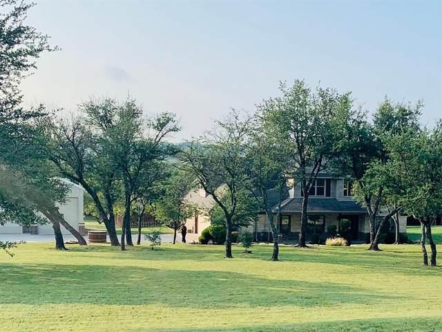 233 Canyon Creek Circle, Weatherford, TX 76087 (MLS #14699147) :: Rafter H Realty