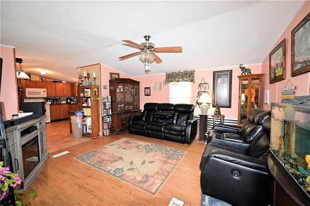 311 Dogwood Drive, Doyline, LA 71023 (MLS #275854NL) :: The Kimberly Davis Group