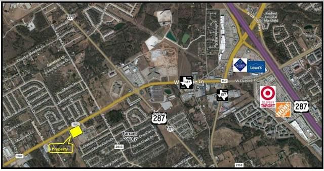 1715 Fm Road 1187, Mansfield, TX 76063 (MLS #13062927) :: Post Oak Realty