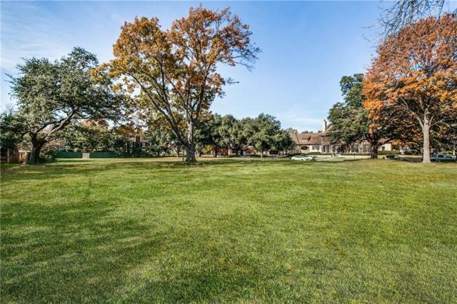 4311 Rheims Place, Highland Park, TX 75205 (MLS #13508821) :: The Heyl Group at Keller Williams