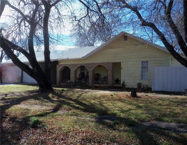 100 Amy Street, Bangs, TX 76823 (MLS #13521366) :: Team Hodnett