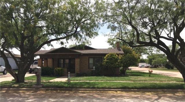 48 NW Avenue B, Hamlin, TX 79520 (MLS #13587423) :: Team Hodnett