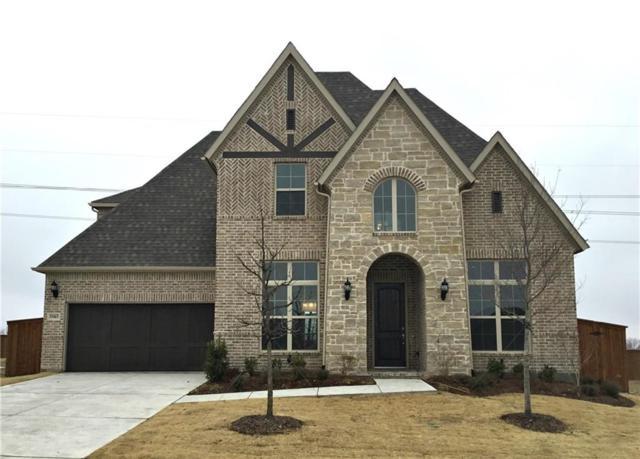 15463 Carnoustie Lane, Frisco, TX 75035 (MLS #13601632) :: Team Hodnett