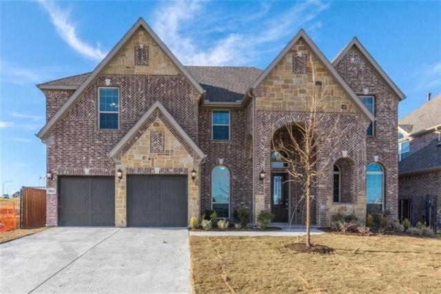 9813 Las Colina Court, Fort Worth, TX 76179 (MLS #13602966) :: Team Hodnett