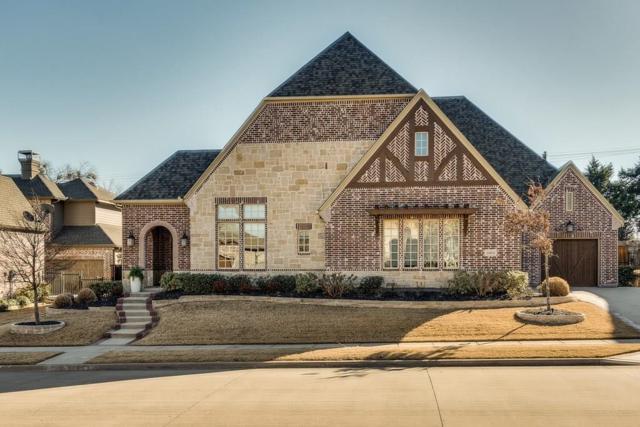 4060 Teton Place, Prosper, TX 75078 (MLS #13604352) :: Team Hodnett