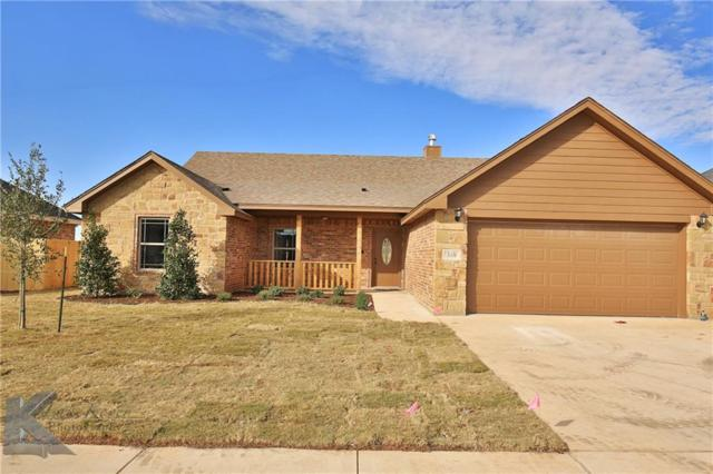 310 Eagle Mountain Drive, Abilene, TX 79602 (MLS #13620025) :: Team Hodnett
