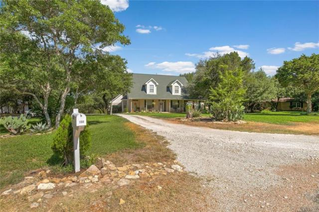 1100 Sierra Vista Drive, Granbury, TX 76048 (MLS #13625774) :: Frankie Arthur Real Estate