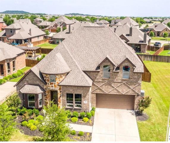 9320 Meadowpark Drive, Denton, TX 76226 (MLS #13628901) :: The Real Estate Station