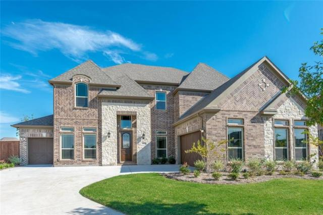 601 Travis Lane, Prosper, TX 75078 (MLS #13629175) :: Team Hodnett