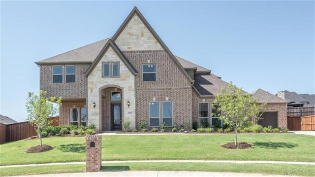 1950 Thackery Lane, Prosper, TX 75078 (MLS #13629262) :: Team Hodnett