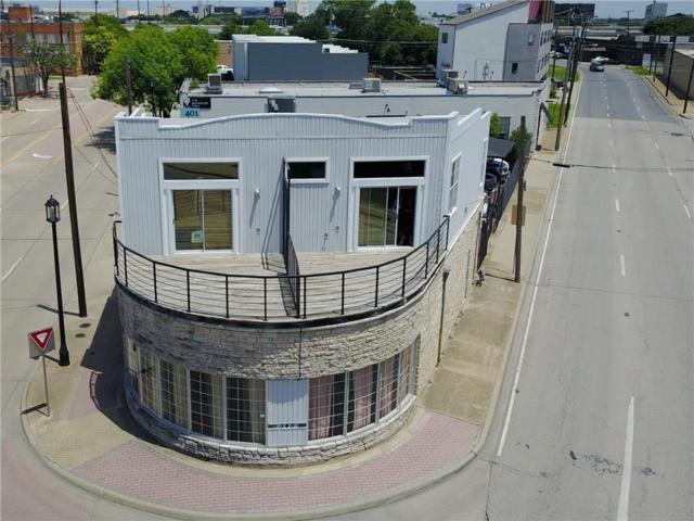 345 Exposition Avenue, Dallas, TX 75226 (MLS #13634327) :: Team Hodnett