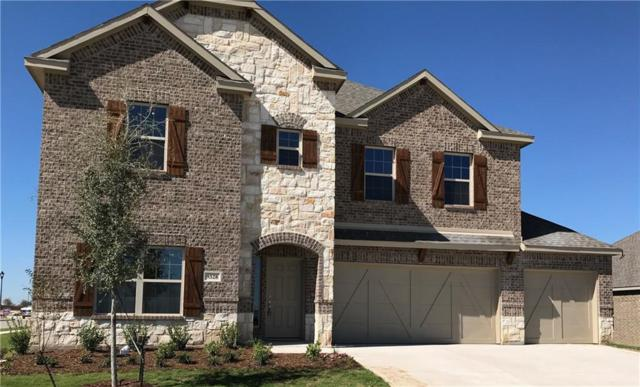 9328 Horsemanship Drive, Fort Worth, TX 76123 (MLS #13639671) :: The Real Estate Station