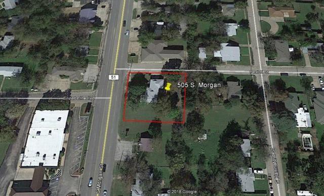 505 S Morgan Street, Granbury, TX 76048 (MLS #13651330) :: Team Hodnett