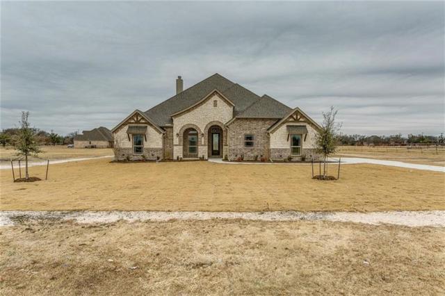 700 Russell Road, Willow Park, TX 76087 (MLS #13658493) :: Team Hodnett