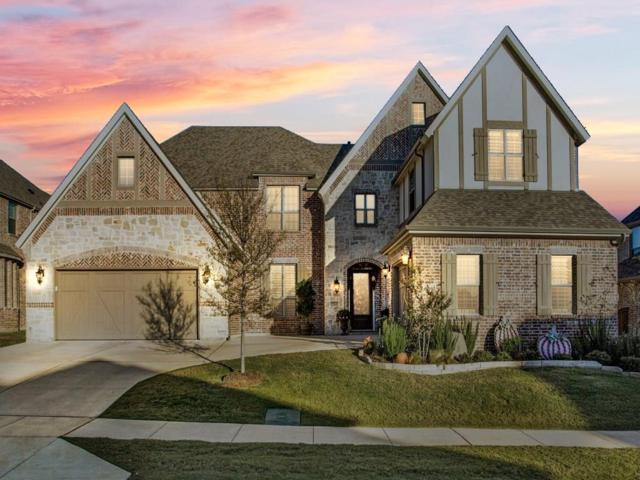 6708 Oak Knoll Road, Flower Mound, TX 76226 (MLS #13665004) :: Van Poole Properties