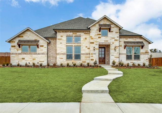 1301 Waterton Drive, Prosper, TX 75078 (MLS #13670413) :: Team Hodnett
