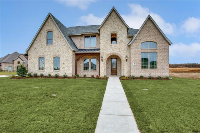 420 Pegasus Ridge, Argyle, TX 76226 (MLS #13679135) :: The Real Estate Station