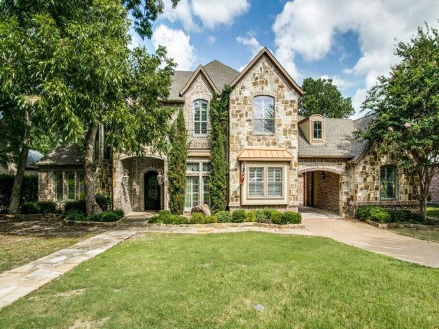 2716 Hidden Forest Drive, Mckinney, TX 75070 (MLS #13681797) :: Kimberly Davis & Associates