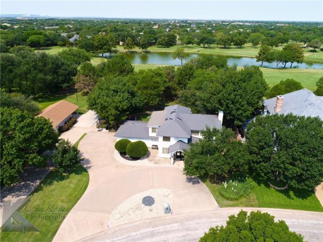 22 Saint Andrews Street, Abilene, TX 79606 (MLS #13687960) :: Team Hodnett