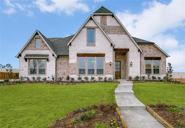 1321 Waterton Drive, Prosper, TX 75078 (MLS #13688951) :: Team Hodnett