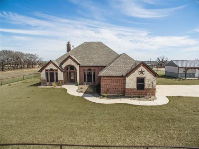 551 County Road 4764, Boyd, TX 76023 (MLS #13694852) :: Team Hodnett