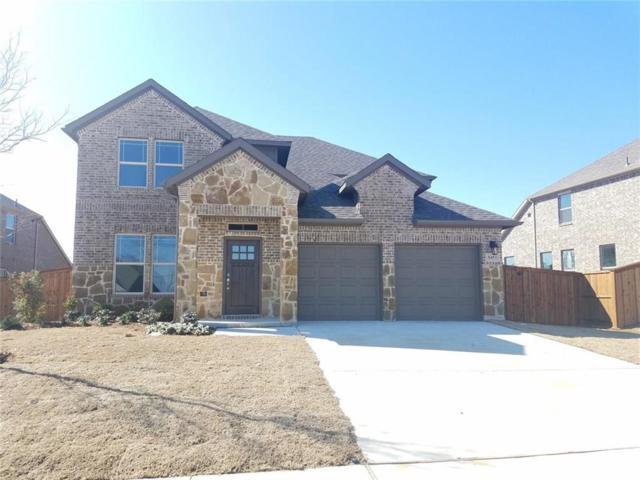 5451 Pronghorn Way, Prosper, TX 75078 (MLS #13695336) :: Team Hodnett