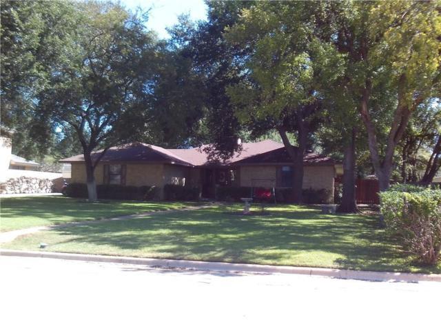 15 Canyon Creek Drive, Brownwood, TX 76801 (MLS #13695404) :: Team Hodnett