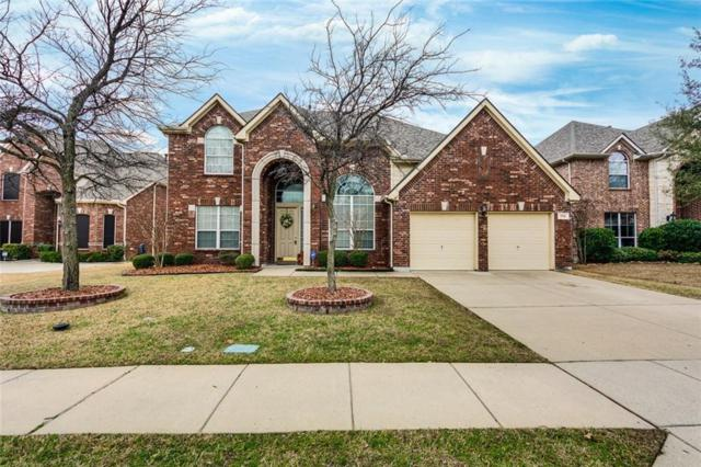 1112 Pecan Valley Drive, Mckinney, TX 75070 (MLS #13697098) :: Team Hodnett