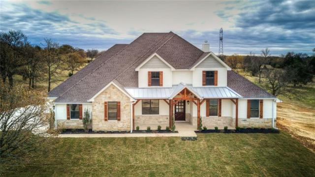 4016 Highland Oaks Lane, Cleburne, TX 76031 (MLS #13710112) :: Team Hodnett