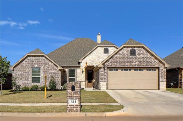 311 Oar Wood Drive, Granbury, TX 76049 (MLS #13716819) :: Team Hodnett