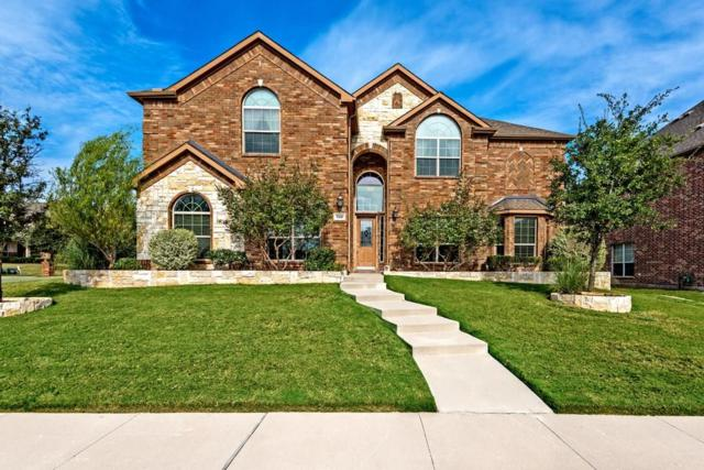 910 Twin Buttes, Prosper, TX 75078 (MLS #13718121) :: Team Hodnett