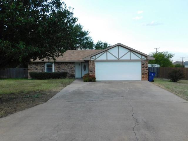 1205 Pine Tree, Graham, TX 76450 (MLS #13718226) :: Team Hodnett