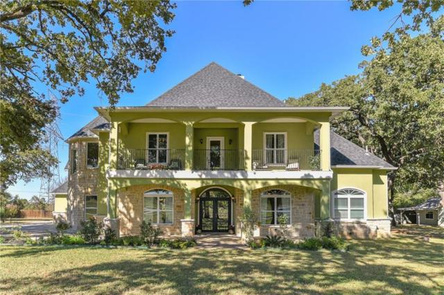 4011 W Harris Road, Arlington, TX 76001 (MLS #13719066) :: Team Hodnett