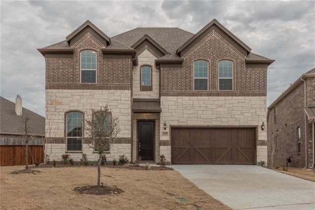 13258 Marbella Drive, Frisco, TX 75035 (MLS #13724660) :: Team Hodnett
