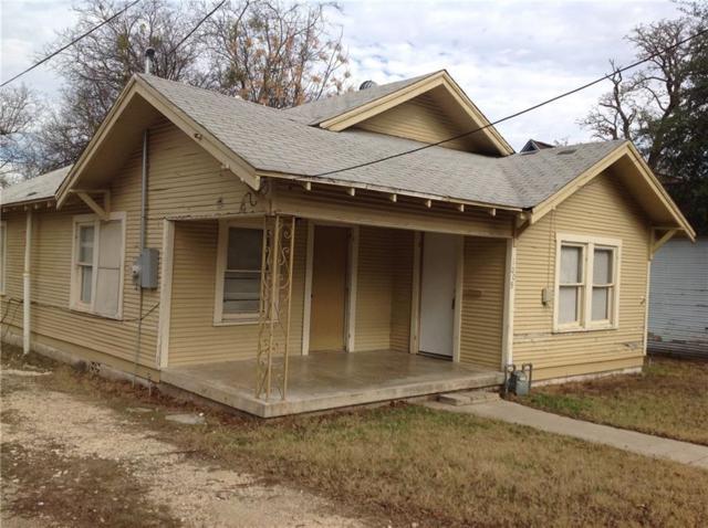 1009 W Green Street, Stephenville, TX 76401 (MLS #13726171) :: Team Hodnett