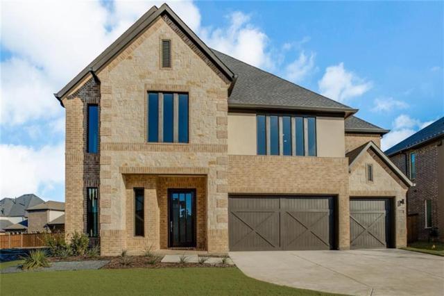 3660 Agnes Creek Drive Drive, Frisco, TX 75034 (MLS #13727891) :: Team Hodnett
