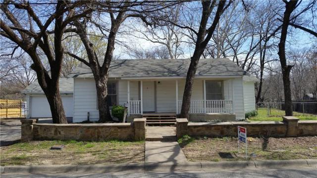2406 Harrow Lane, Haltom City, TX 76117 (MLS #13729249) :: Team Hodnett