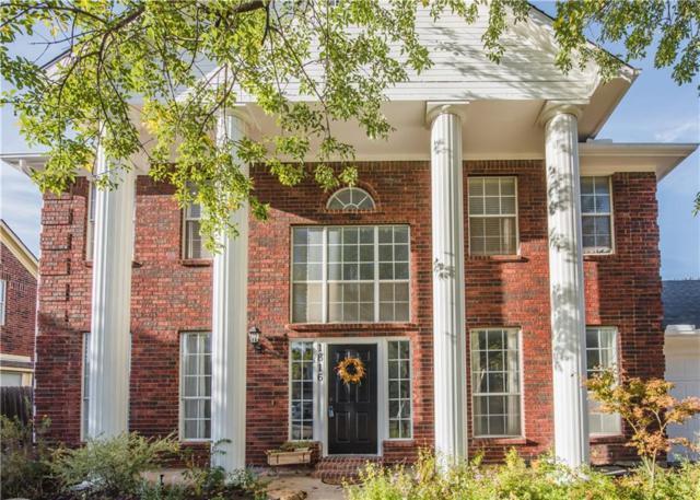 1816 Autumndale Drive, Grapevine, TX 76051 (MLS #13729307) :: The Rhodes Team