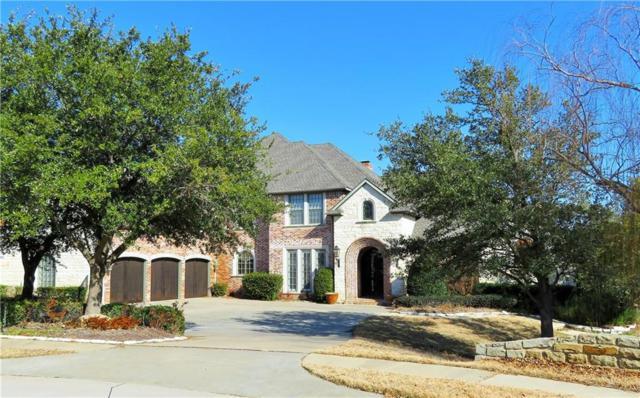 3118 Overlook Circle, Highland Village, TX 75077 (MLS #13730577) :: The Rhodes Team