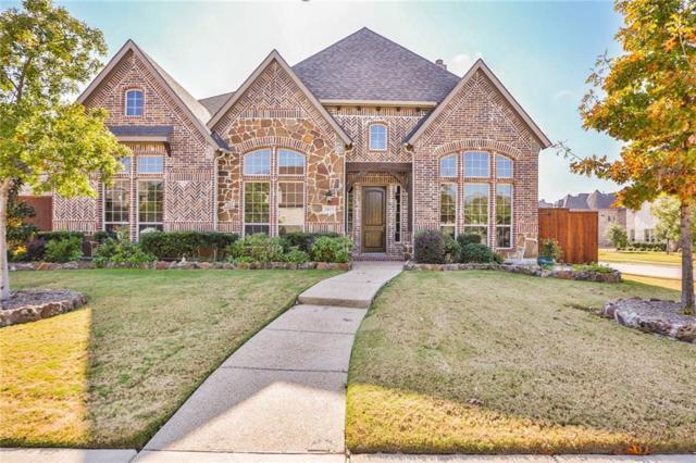 3907 Bal Harbour Lane, Frisco, TX 75033 (MLS #13734078) :: Team Hodnett