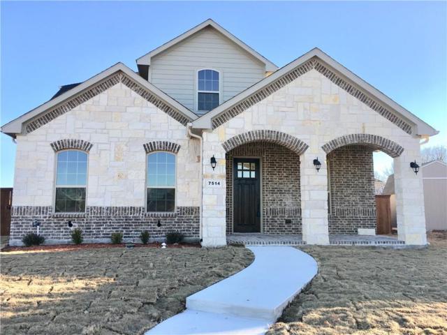 7514 Harbor Drive, Rowlett, TX 75088 (MLS #13734664) :: Team Hodnett
