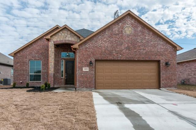 1033 Mockingbird Lane, Saginaw, TX 76131 (MLS #13738046) :: NewHomePrograms.com LLC