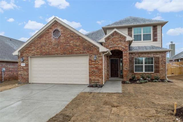 1808 Silver Oak Avenue, Gainesville, TX 76240 (MLS #13738880) :: Team Hodnett