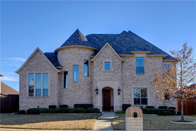 2261 Talbot Drive, Frisco, TX 75033 (MLS #13739470) :: Team Hodnett